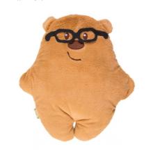 Игрушка-подушка Медвежонок в очках ПД-0154 Tigres