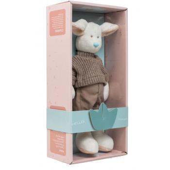Мягкая игрушка Эльфик Пуффи knit, ИГ-0117 Tigres