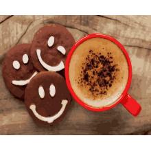 """Картина по номерам """"Кофе с печеньем"""""""