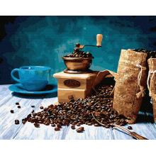 """Картины по номерам """"Магия кофе"""""""