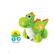 """Динозавр на радиоуправлении """"Погуляй со мной"""" Win Fun 001141-NL"""