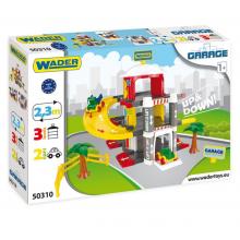 Гараж с лифтом 50310 Play Tracks Garage Wader