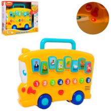 Игра музыкальный автобус Win Fun 0676-NL