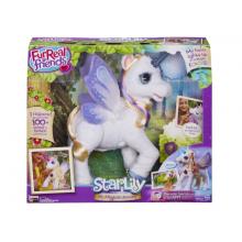 Единорог сказочный интерактивный StarLily FurReal Friends Hasbro