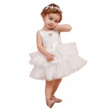 Нарядное платье белое р.122-60-54 TM Zironka 38-8005-5