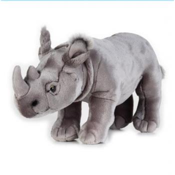 Мягкая игрушка носорог